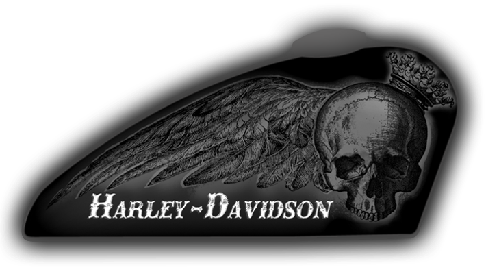 harley davidson tank decals. Black Bedroom Furniture Sets. Home Design Ideas
