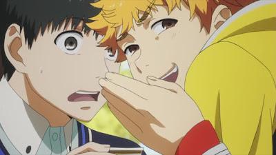 Kumpulan Sahabat Sejati di dunia Anime