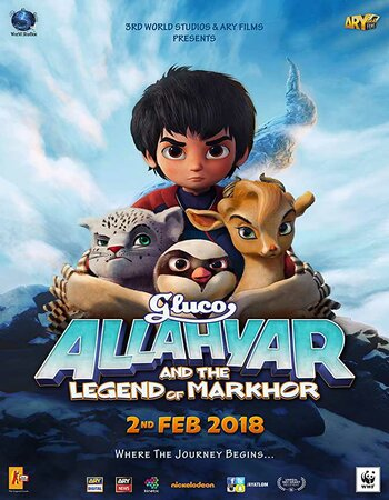 Allahyar and the Legend of Markhor (2018) fulll hd Urdu HDRip 720p ESubs