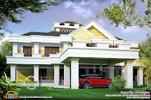 Kerala Home Design 2015