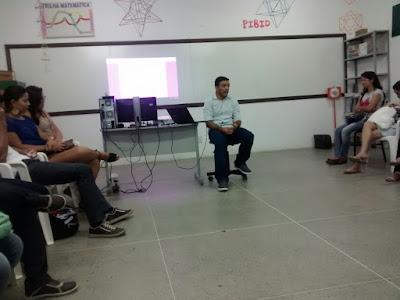 Reunião Mensal
