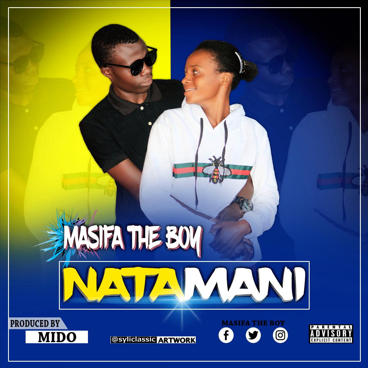 Masifa The Boy - Natamani