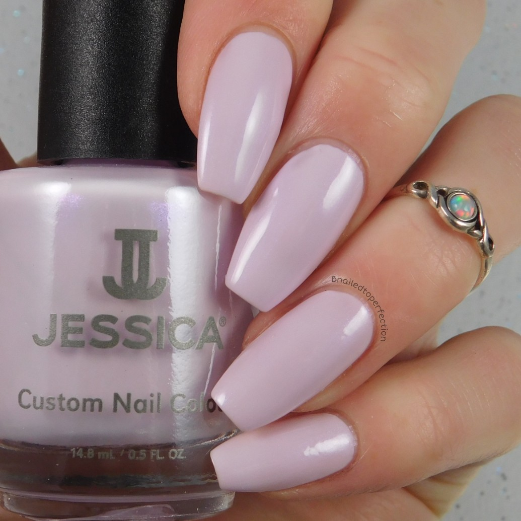 B Nailed To Perfection: Jessica La Vie en Rose collection - Swatches ...