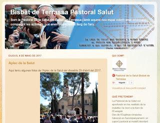 Blog Pastoral de la Salut
