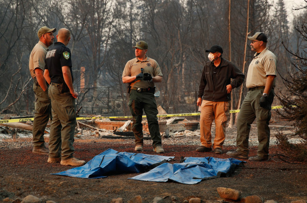 #California #Wildfire : Number of dead, missing in California's deadliest wildfire revised downwards
