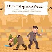 ELEMENTAL QUERIDO WATSON: Juego de ortografía para Primaria