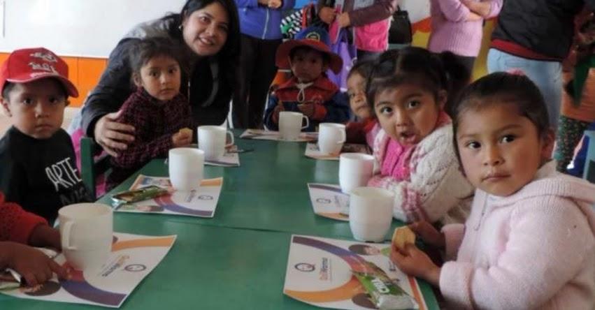 QALI WARMA: Directora ejecutiva supervisa servicio alimentario en colegios de Ayacucho - www.qaliwarma.gob.pe