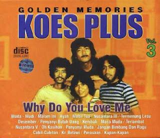 Koes Plus - Nusantara I ( Karaoke )