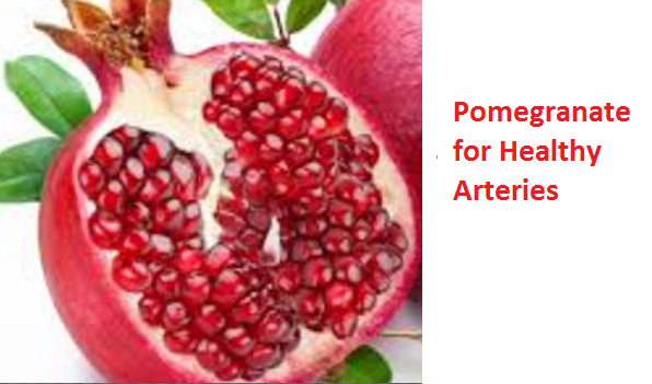 Health Benefits of Pomegranate Fruit (anar fruit) juice - Pomegranate for Healthy Arteries