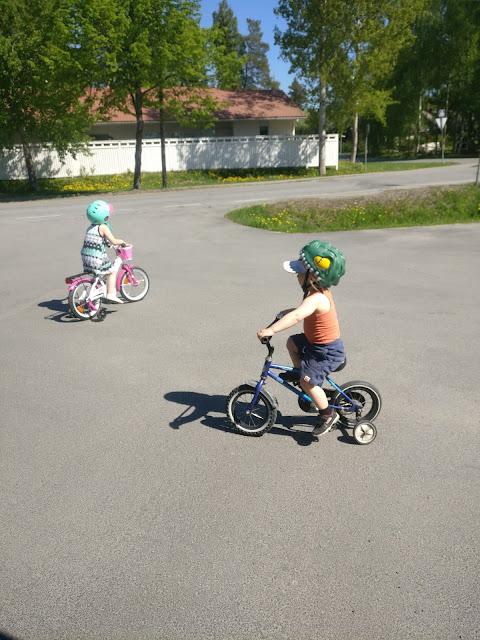 millainen pyörä kaksi vuotiaalle