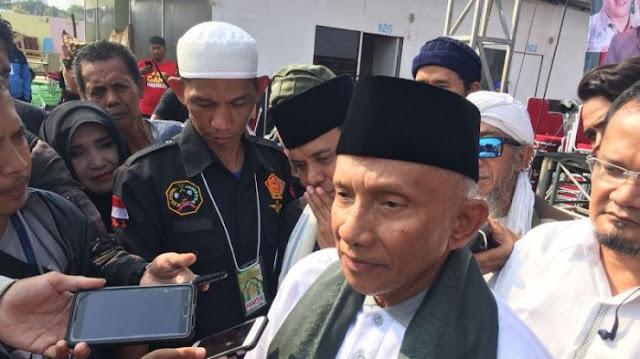 Amien Rais Bocorkan Hasil Pertemuan dengan Habib Rizieq