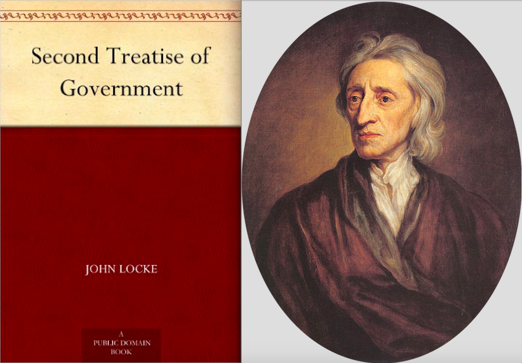 locke's second treatise of government section Second treatise john locke chapter 8: the beginning of political societies 32  chapter 9: the purposes of political society and government 40 chapter 10:.
