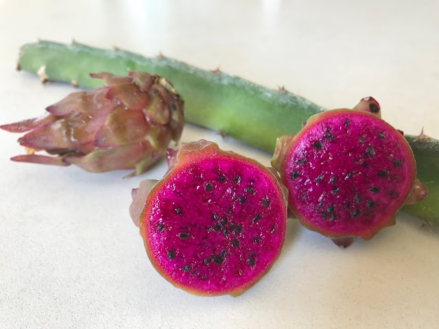Pitaya Dragon Fruit Zamovano