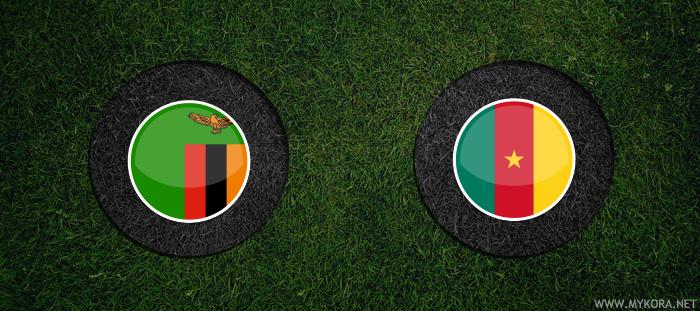 الكاميرون وزامبيا بث مباشر