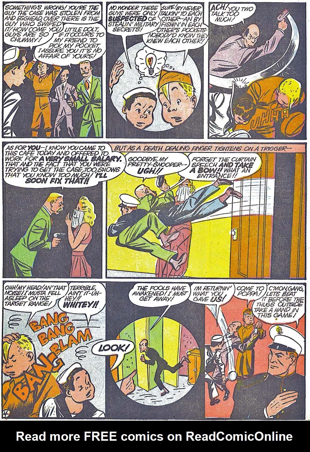 Read online All-American Comics (1939) comic -  Issue #49 - 63
