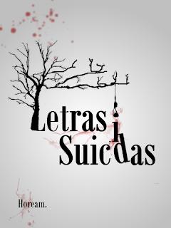 Resultado de imagen para letras suicidas libro