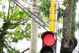 Layaknya di Singapura, Trenggalek Kini Ada CCTV
