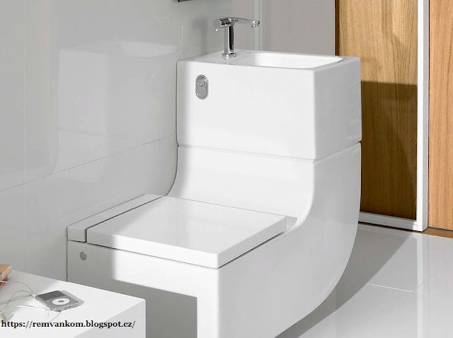Элегантное и практичное оборудование ванной комнаты украсит и сэкономит деньги за воду