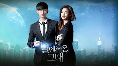 korean drama my love from another star, kdrama, love, humor, aliens, sci-fi