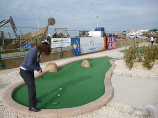 WMF World Adventure Golf Masters 2012