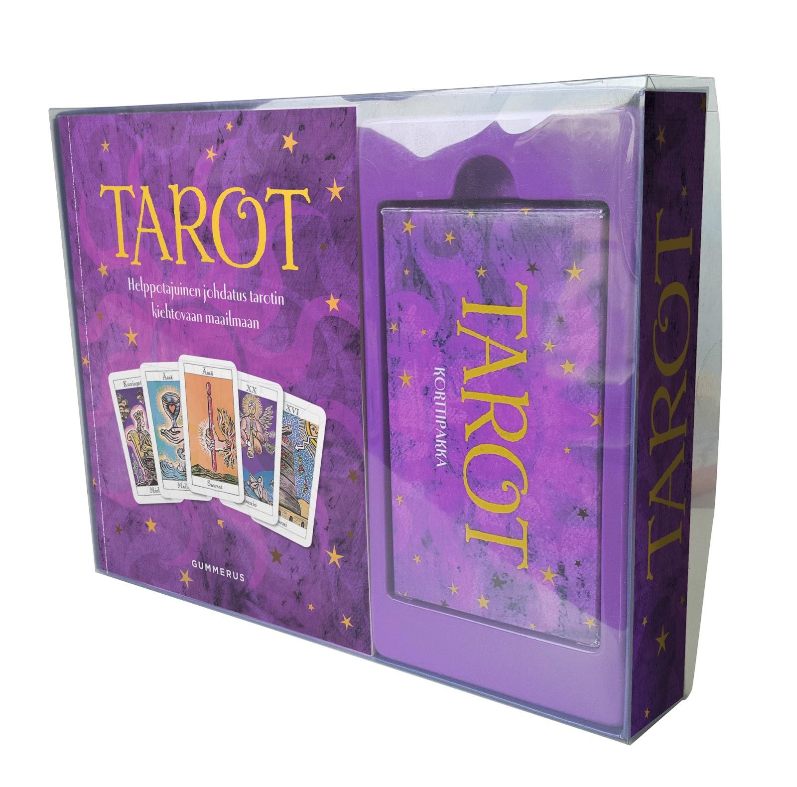 Tarot Kortit Tulkinta