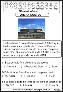 Arena Rostov copa mundial Rússia