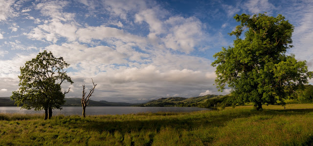 Photo of another shot of Loch Awe