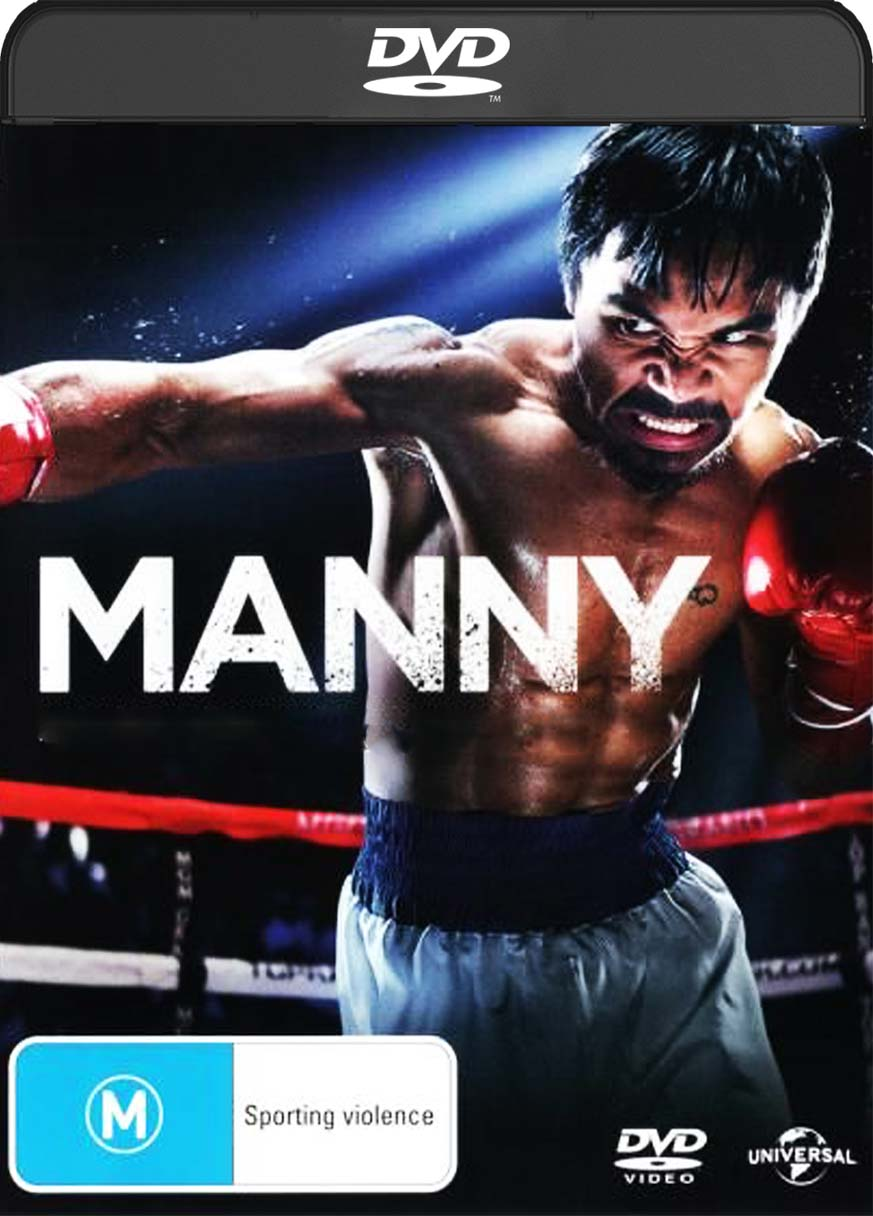 Manny (2014) DVD-R Oficial