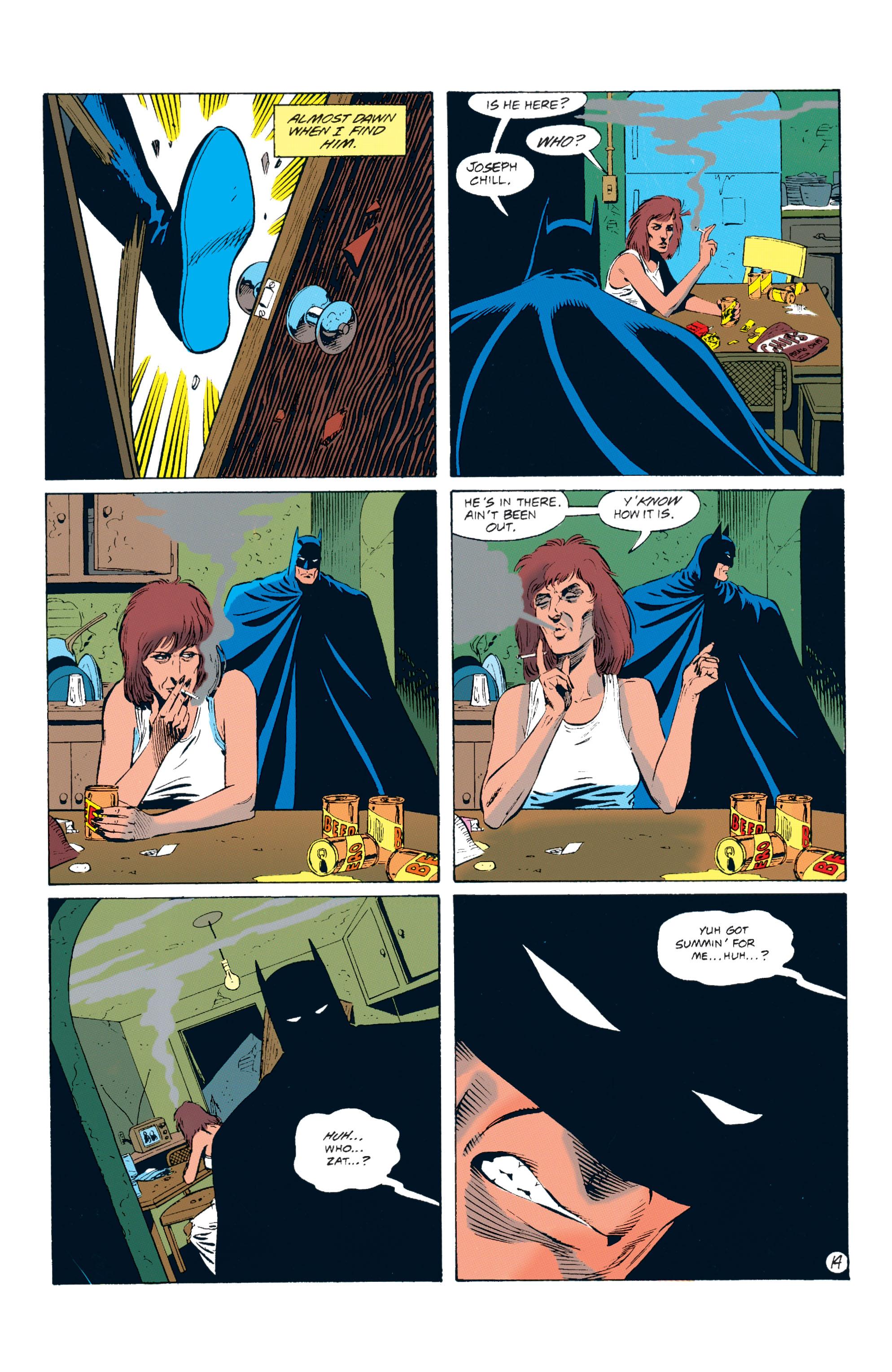Detective Comics (1937) 678 Page 14