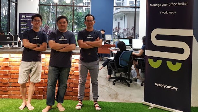 Founders of Supplycart