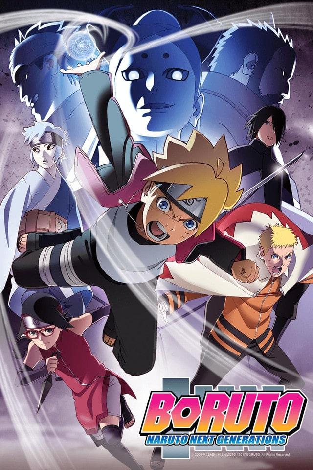 مشاهدة و تحميل الحلقة 83 من أنمي بوروتو ناروتو الجيل الجديد Boruto Naruto Next Generations مترجمة أون لاين