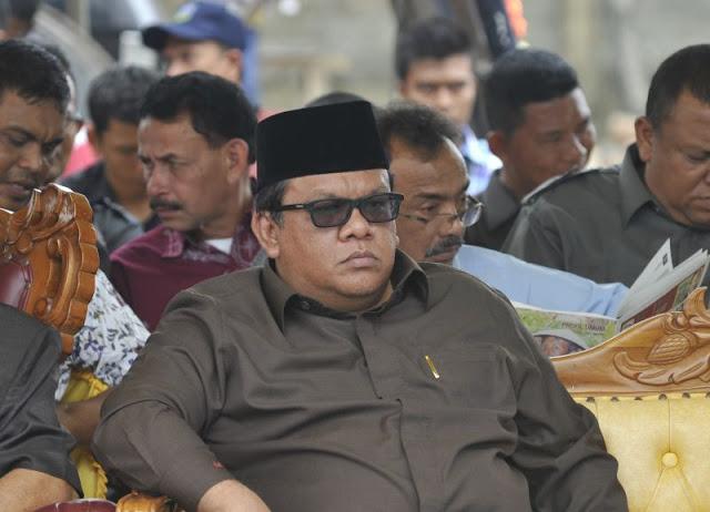 Jufri Hasanuddin Pastikan Tidak Maju sebagai Cabub Abdya Pilkada 2017