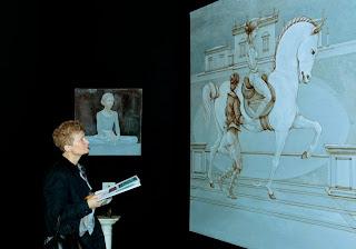 Galeria Omphalos wystawia obraz