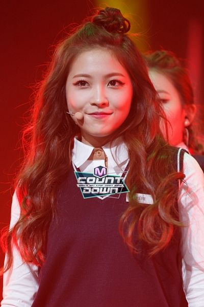 Red Velvet Yeri Hairstyles