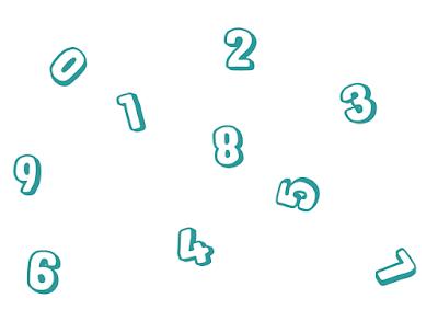 macam-macam bilangan matematika