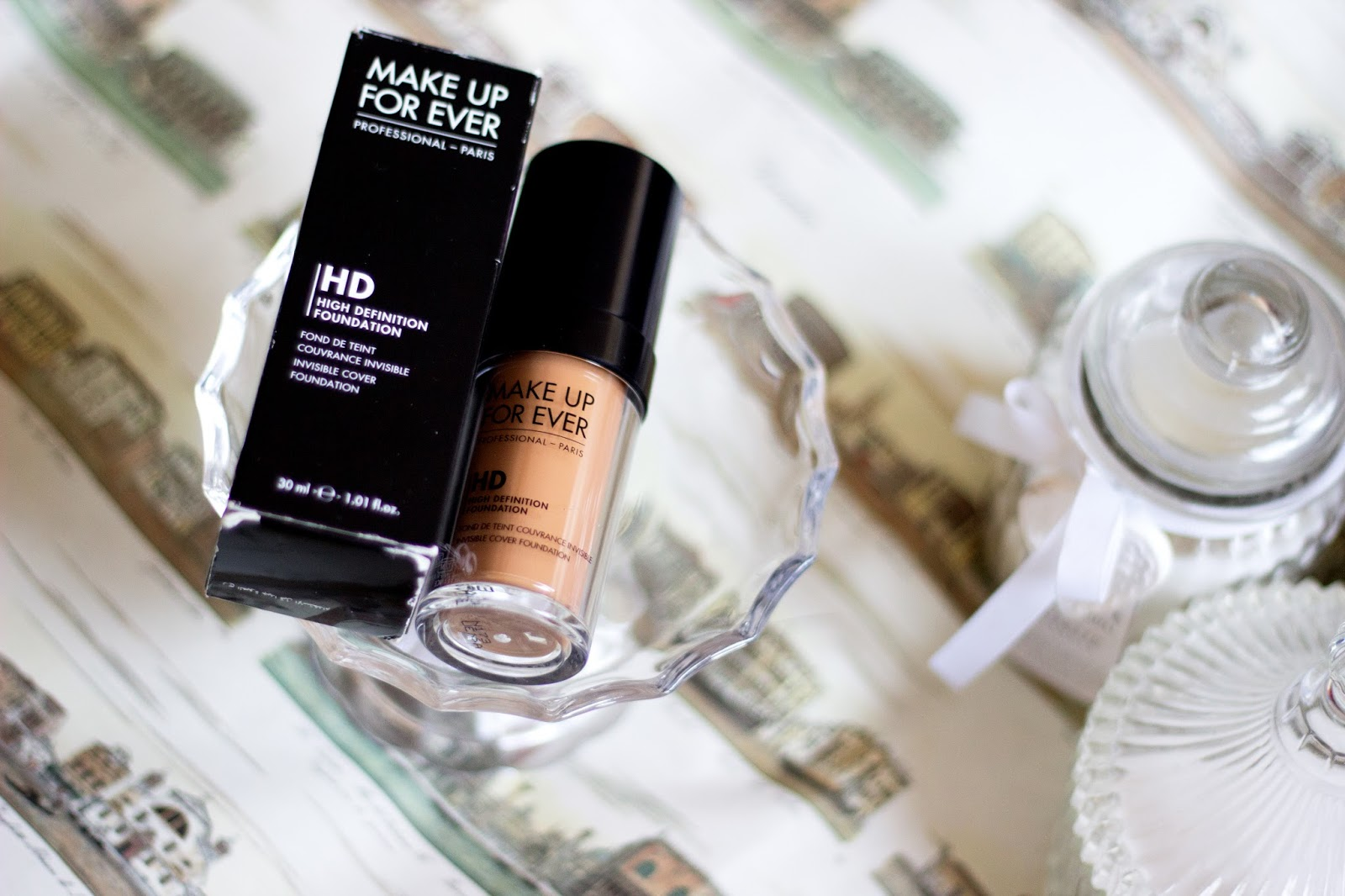 FashStyleLiv: Makeup Forever HD Foundation Review