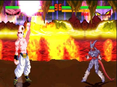 龍珠mugen格鬥怒氣爆發中文版(DragonBall Mugen Raging Blast)+招式表!