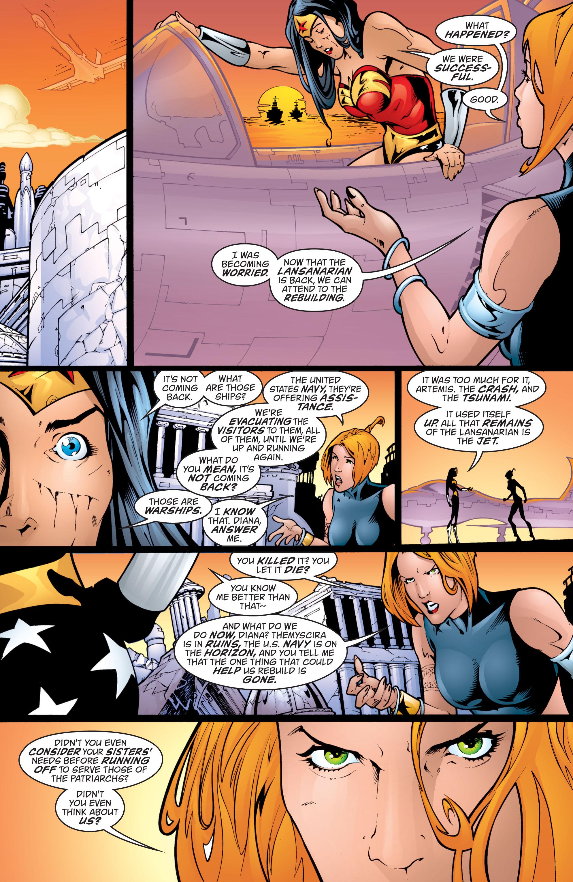 Read online Wonder Woman (1987) comic -  Issue #201 - 18