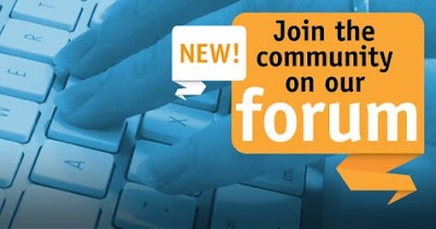 New ! Join the community of our Forum !