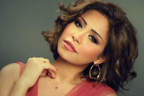 La chanteuse égyptienne Sherine