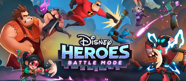 DISNEY Heroes Battle Mode   Ultima Version