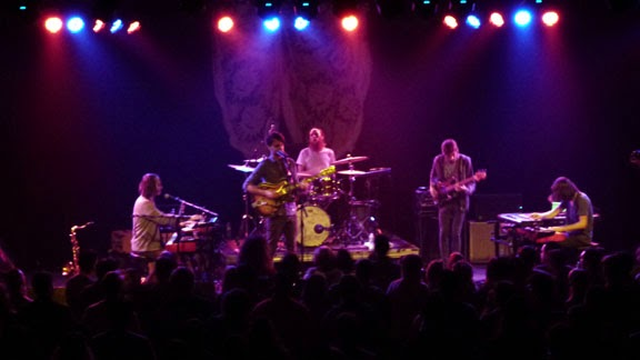 LIVE REVIEW: Cali Ruta at The Glasshouse Nov. 9th featuring Kiev, Fmlybnd, Bad Suns, Celofan