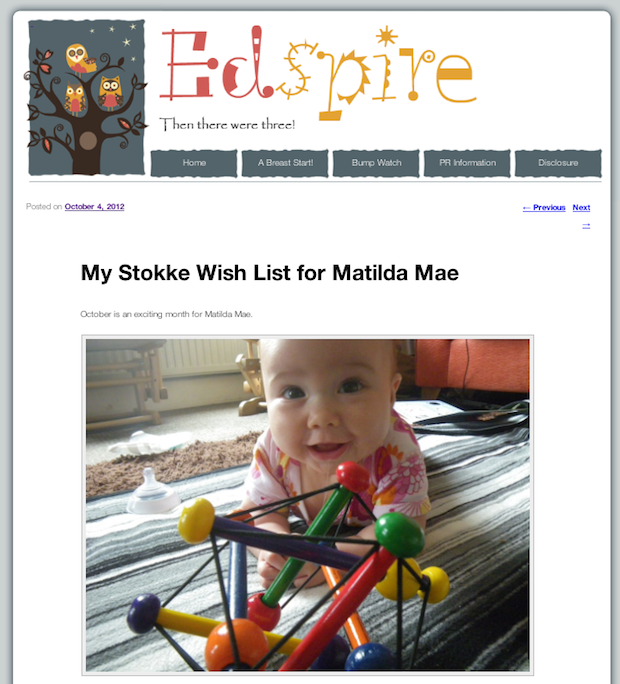 Edspire Parenting blog
