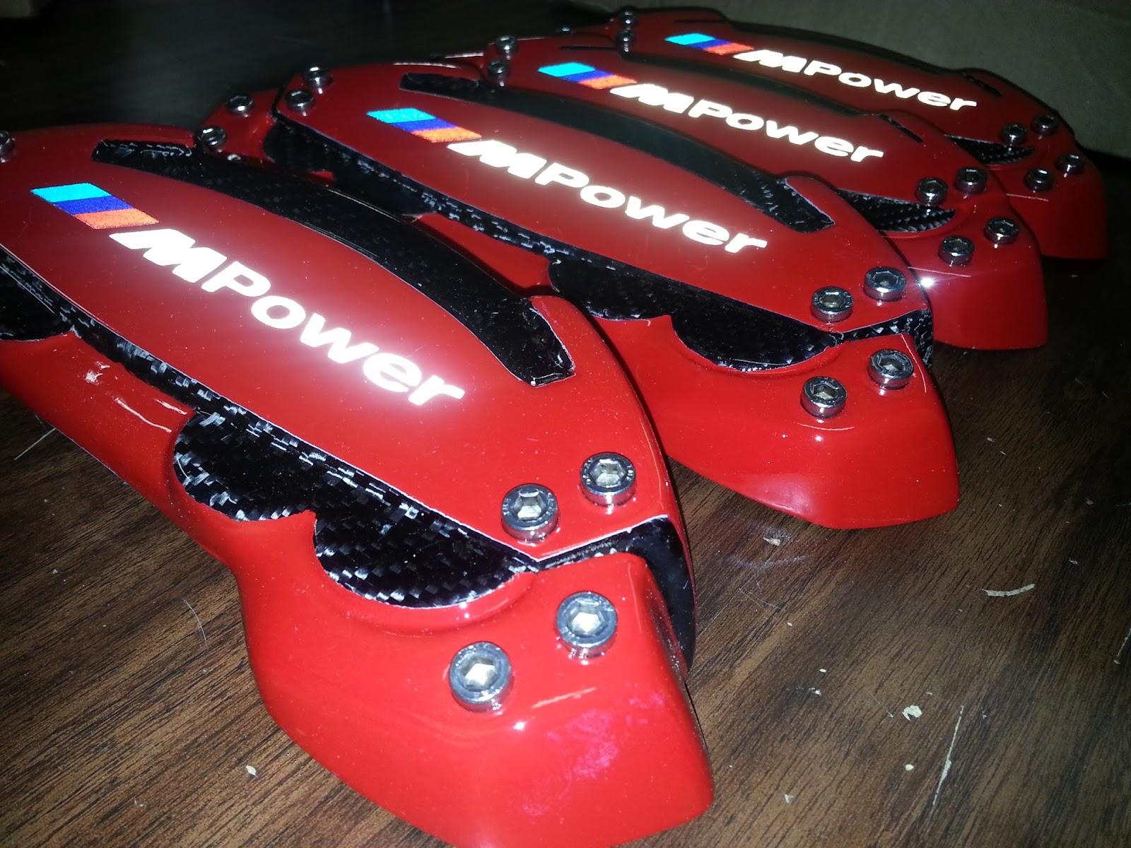 Bmw Brake Caliper Covers