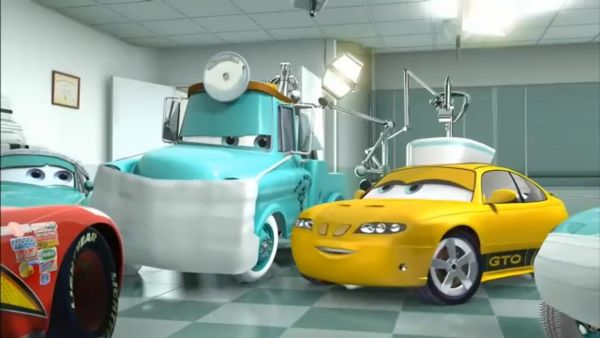 Mater, you're a doctor, too?