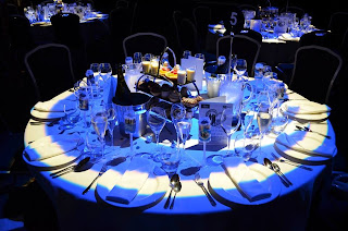The Gala Night Table