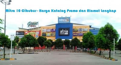 Toko Bangunan Mitra 10 Cibubur Sebagai Toko Material Terlengkap di Bogor