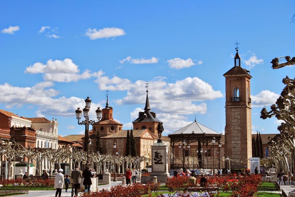 Patrimonio de la humanidad universidad y casco hist rico for Residencia canina alcala de henares