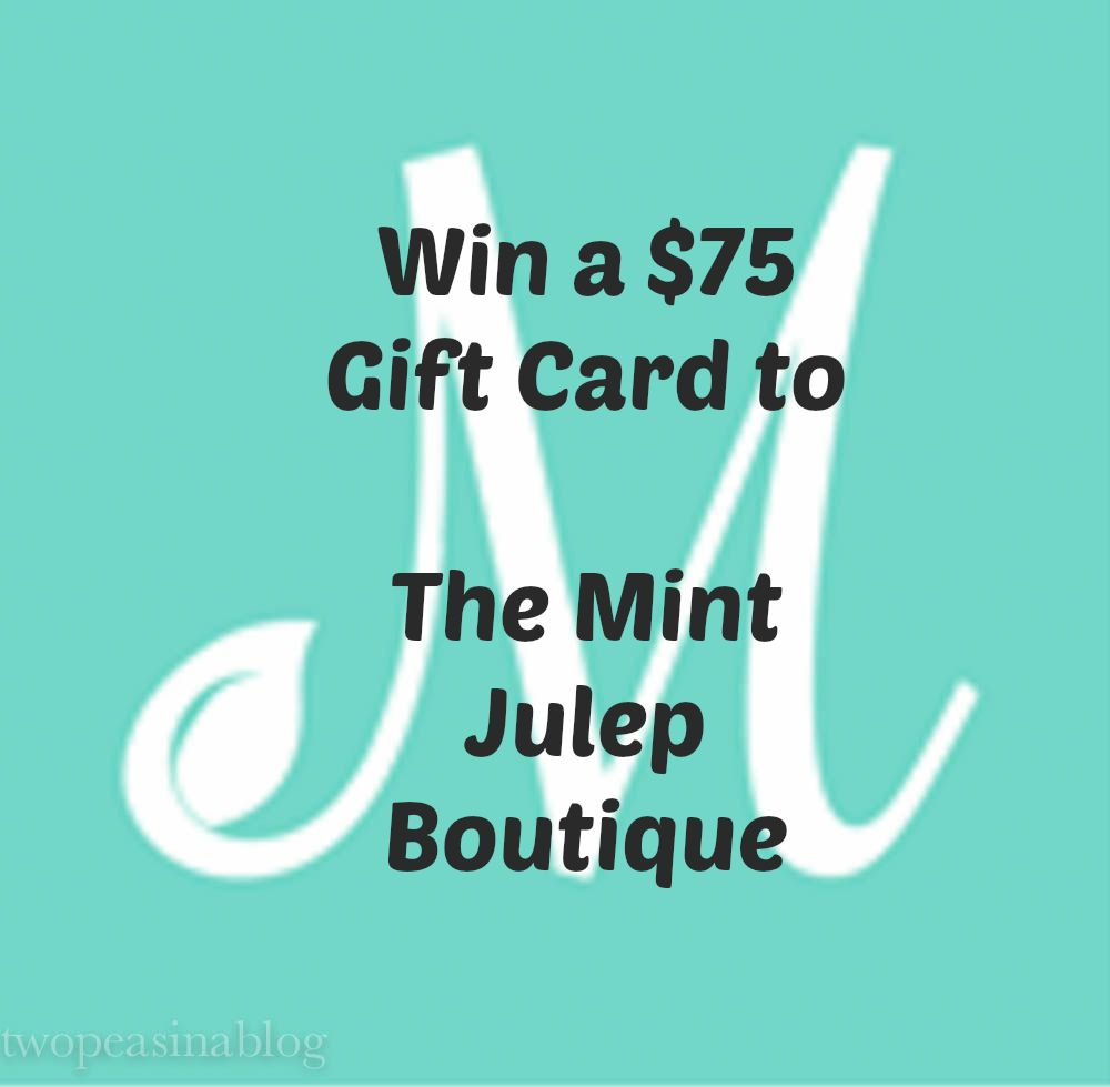 ec75743756b Two Peas in a Blog  The Mint Julep Boutique Giveaway