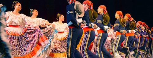 ballet folclórico udeg teatro degollado
